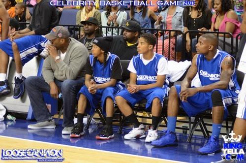 Chaifetz Arena (Celebrity Basketball)