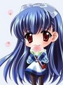 chibi girl (✿◠‿◠)