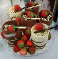 Chocolate & Strawberries  - chocolate photo