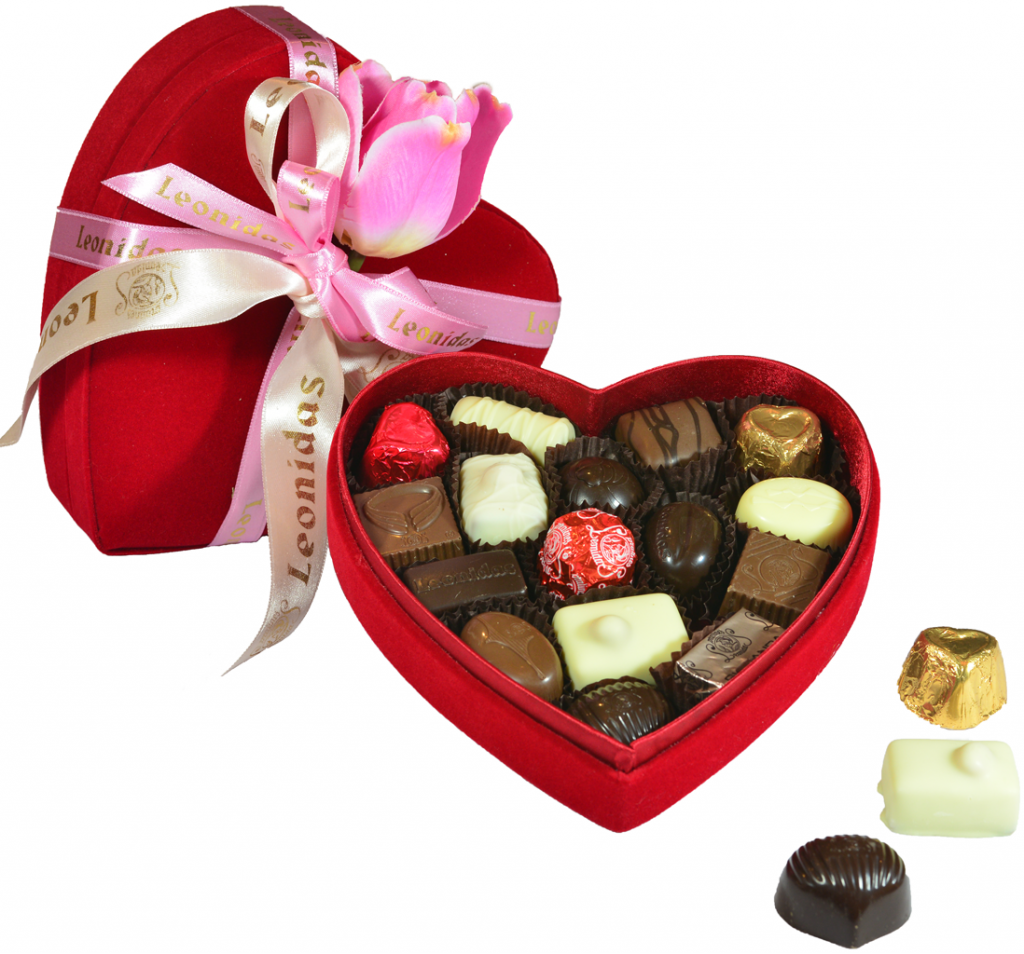 Chocolates in heart box - Chocolate Photo (34691384) - Fanpop