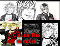 Claude the Vampire - vampires fan art