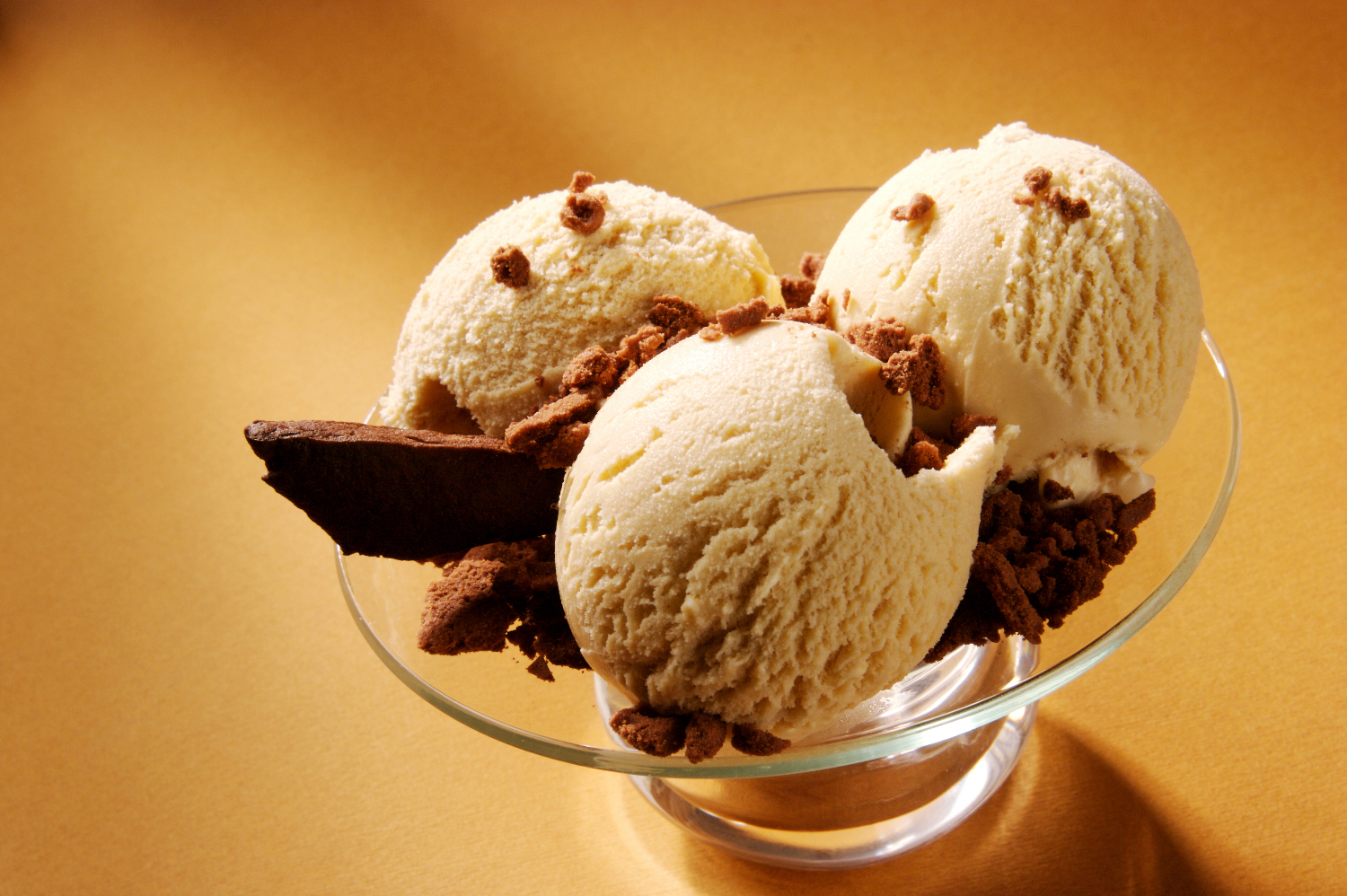 Cold Chocolate Ice-Cream - Chocolate Photo (34691489) - Fanpop