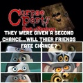 Corpse party/penguins: book of shadows cover art:D - penguins-of-madagascar photo