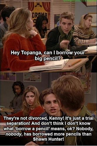Cory & Topanga