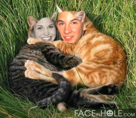 Cory & Topanga so cute!