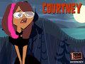 Courtney - total-drama-island fan art