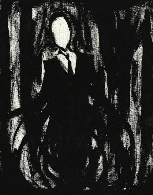 Slender Man Creepypasta