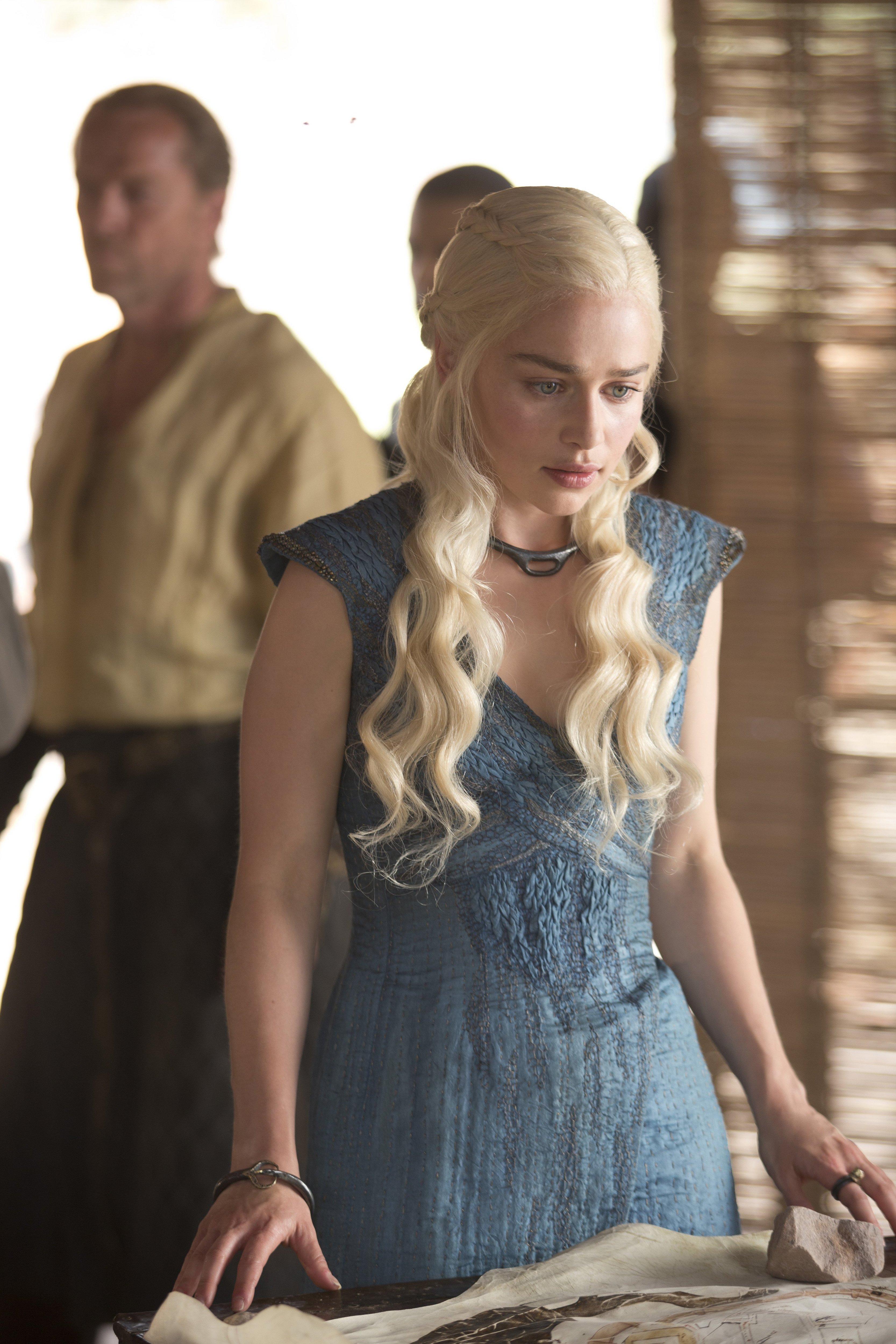 Daenerys Targaryen & Jorah Mormont - Jorah & Daenerys Photo (34609476...