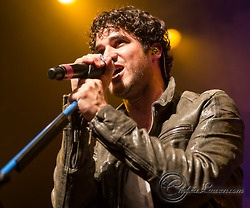 Darren Criss performs at House of Blues