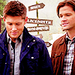 Dean Winchester- LARP and The Real Girl
