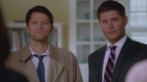 Dean and Cas ★