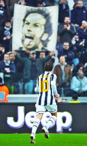 Del Piero Juventus legend