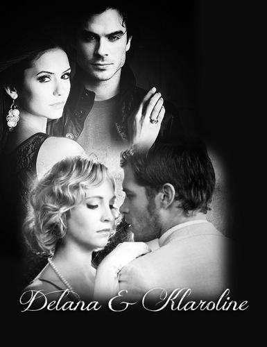 Delena & Klaroline
