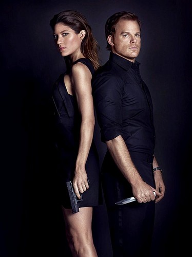 dexter - Season 8 - EW Magazine Cast fotos