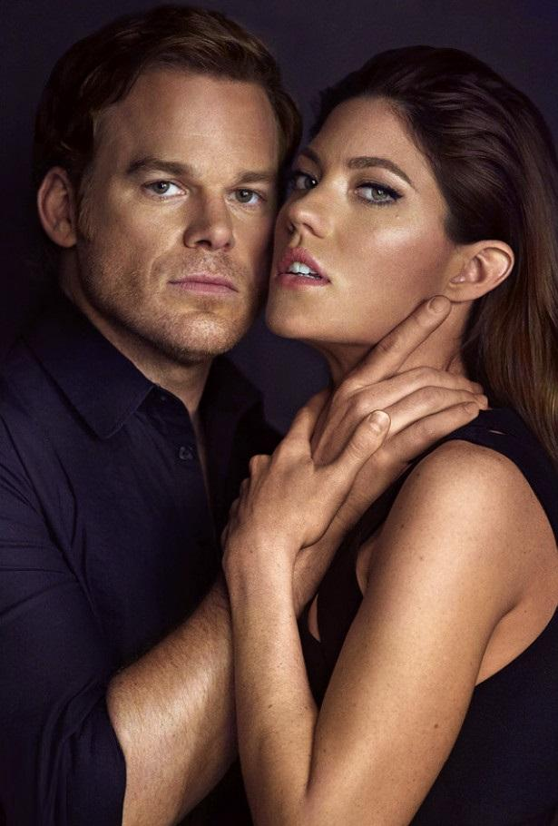 Dexter - Season 8 - EW Magazine Cast foto-foto