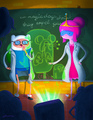Did you see Science? - adventure-time-with-finn-and-jake photo