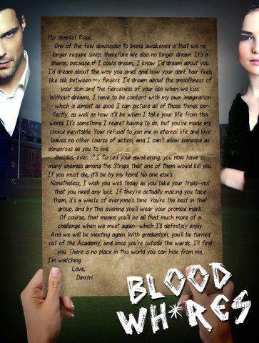 Dimitri's letter~Spirit Bound