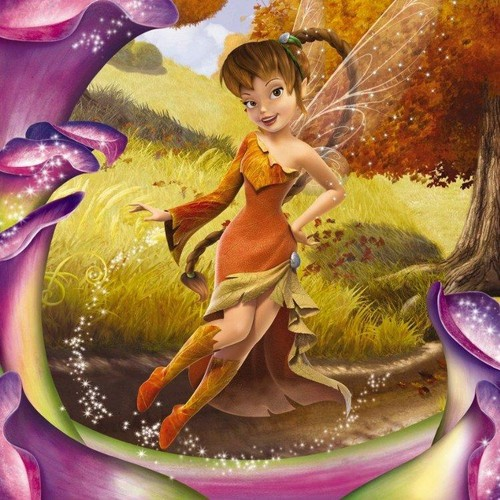 Disney Fairies Redesign