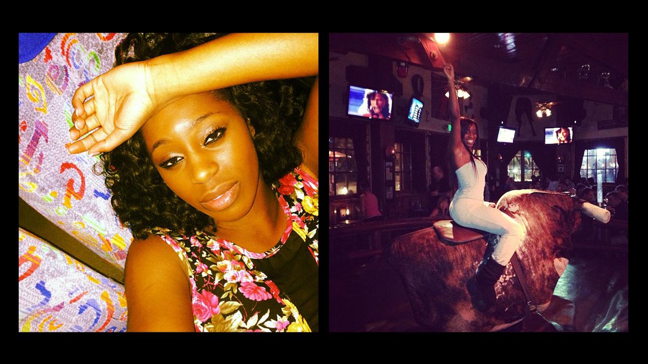 Divas Of Instagram: Naomi - WWE Divas Photo (34655486 ...