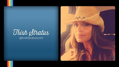 Divas Of Instagram: Trish Stratus