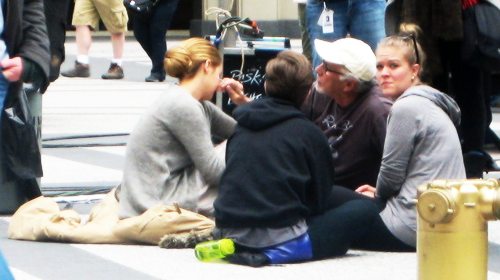 Divergent Set Photos! [May 2013]