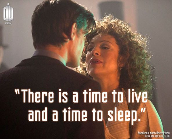 The doctor and river song doctor and river