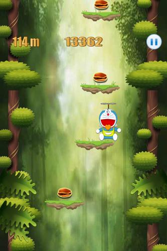 ドラえもん : Mega Jump