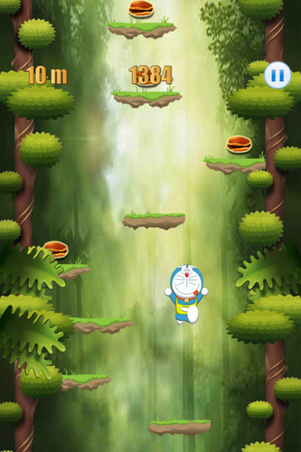 ডোরেমন : Mega Jump