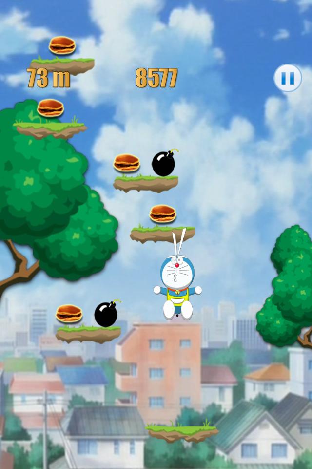 डोरेमोन : Mega Jump