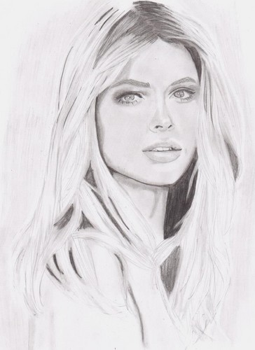 Doutzen drawing