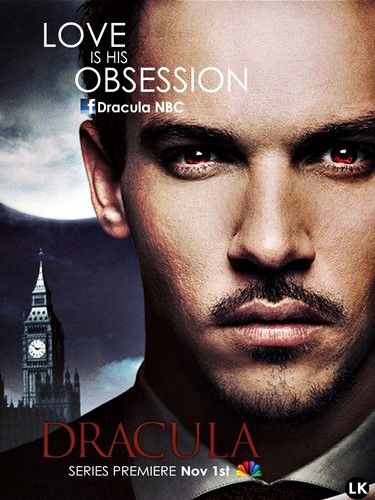 Dracula NBC Promotional poster
