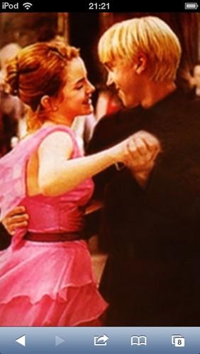 Dramione Dance