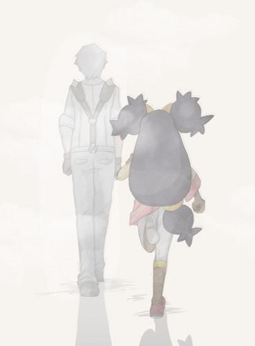 Drayden and Iris