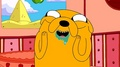 Drooling Jake - adventure-time-with-finn-and-jake photo