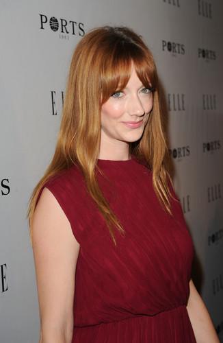 ELLE Magazine's Women In টেলিভিশন Celebration 2011