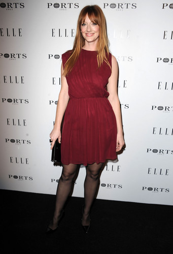 ELLE Magazine's Women In 电视 Celebration 2011