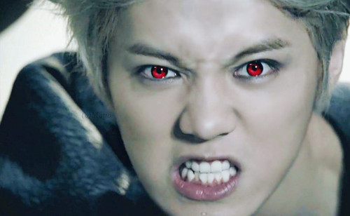 EXO ~ بھیڑیا MV