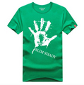 Eminem SLIM SHADY hand logo short sleeve t shirt - eminem photo