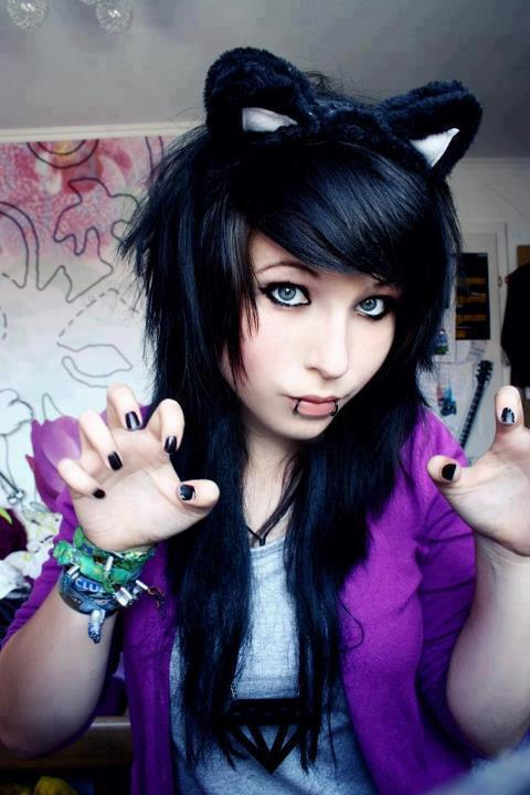 Emo Girls Images Emo Girls Hd Wallpaper And Background