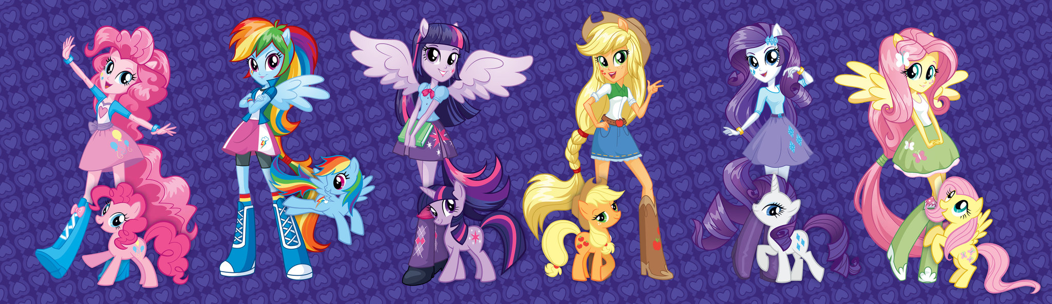 My Little Pony: Equestria Girls Equestria Girls!!!