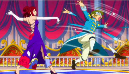 Erza the Dancing Demon XD