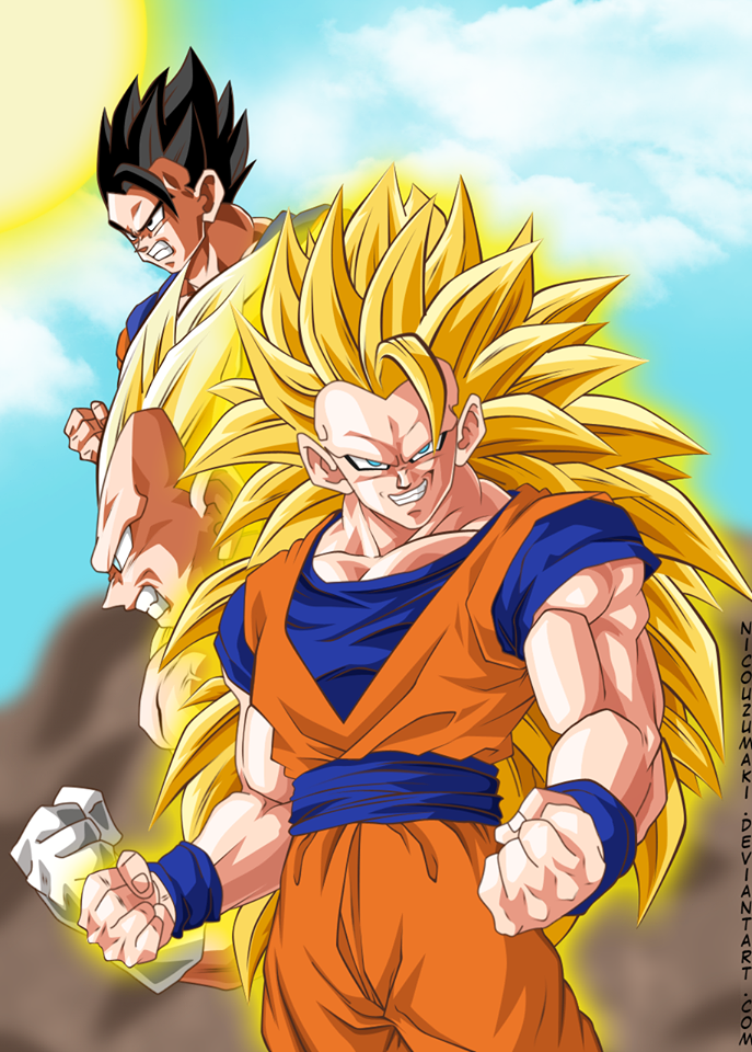 Dragon Ball Z Images Evil Goku Hd Wallpaper And Background Photos