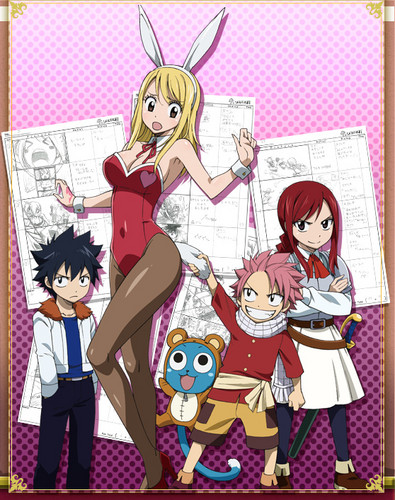 Fairy Tail OVA 3: Memory Days