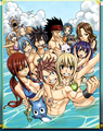 Fairy Tail OVA 4: Fairies Training Camp