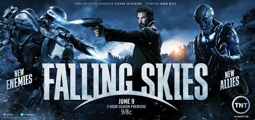 Falling Skies Season 3 Banner