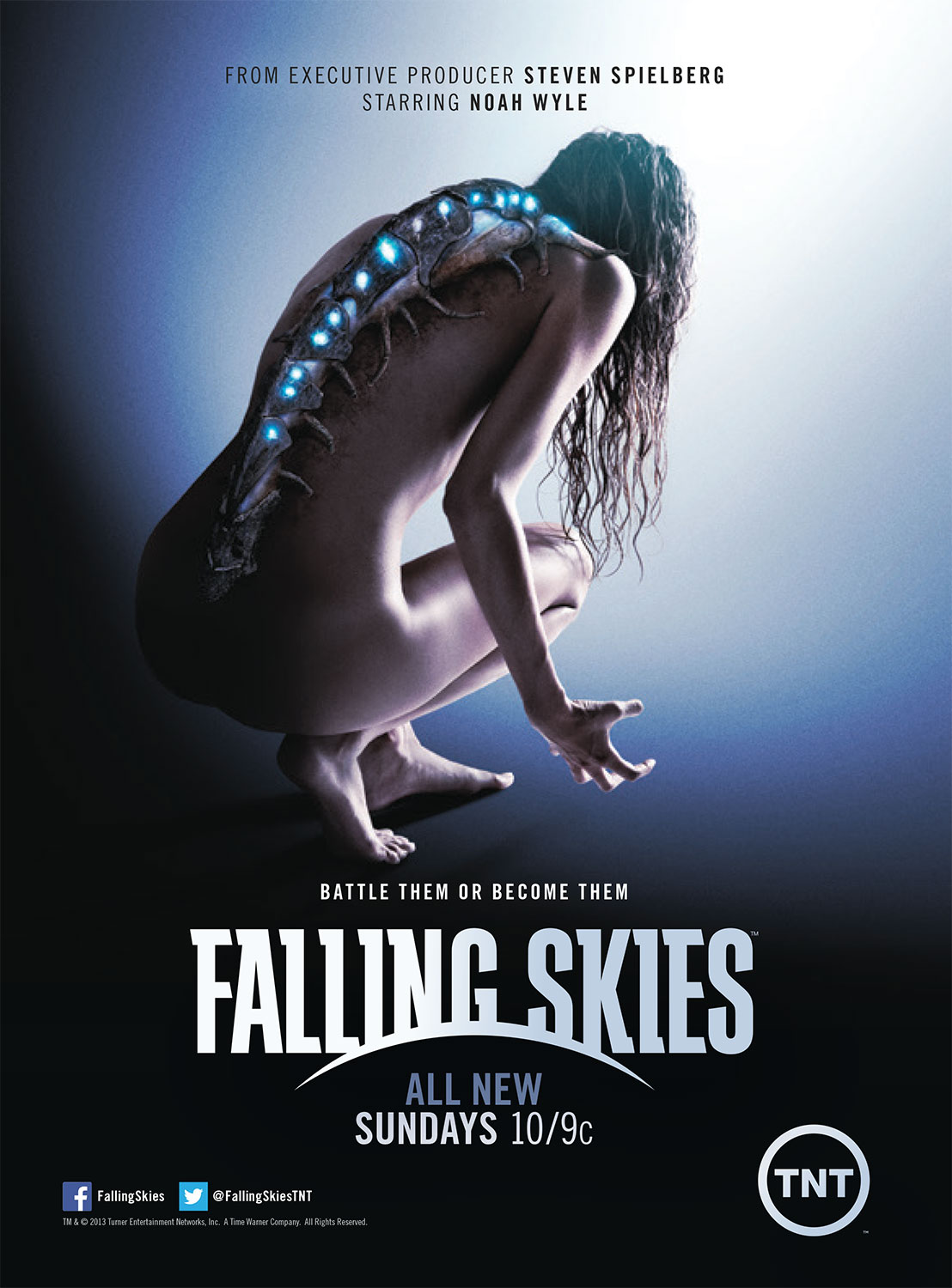 Falling Skies Season 3 Poster - Falling Skies Photo (34607753) - Fanpop