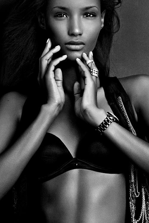 Fatima Siad - IMG người mẫu