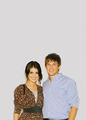 Favorite Real Life Friendships | Shenae Grimes and Matt Lanter - liam-and-annie fan art