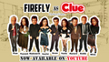 Firefly + Clue Movie Poster - firefly fan art