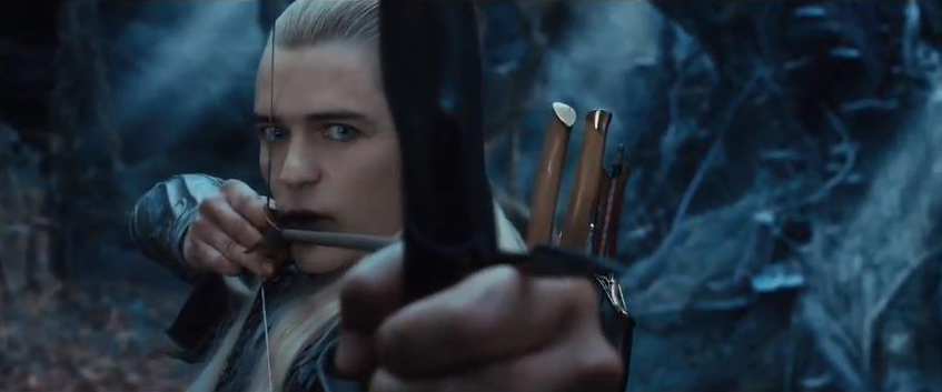 First Look of Legolas in The Hobbit! - Legolas Greenleaf ...